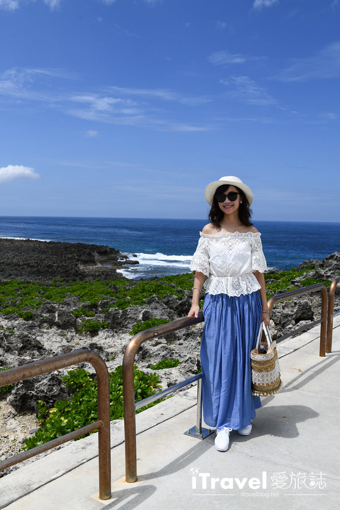 沖繩殘波岬燈塔、公園 (15)