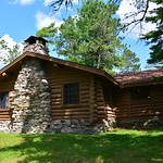 Ash River Visitor Center at Voyageurs National Park