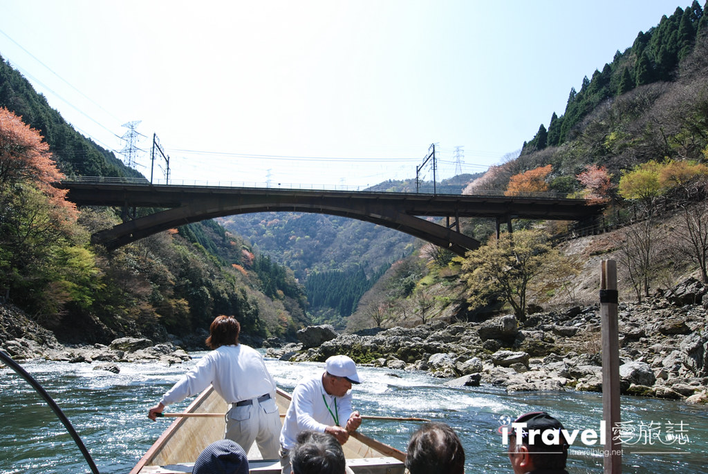 京都保津川遊船 (6)