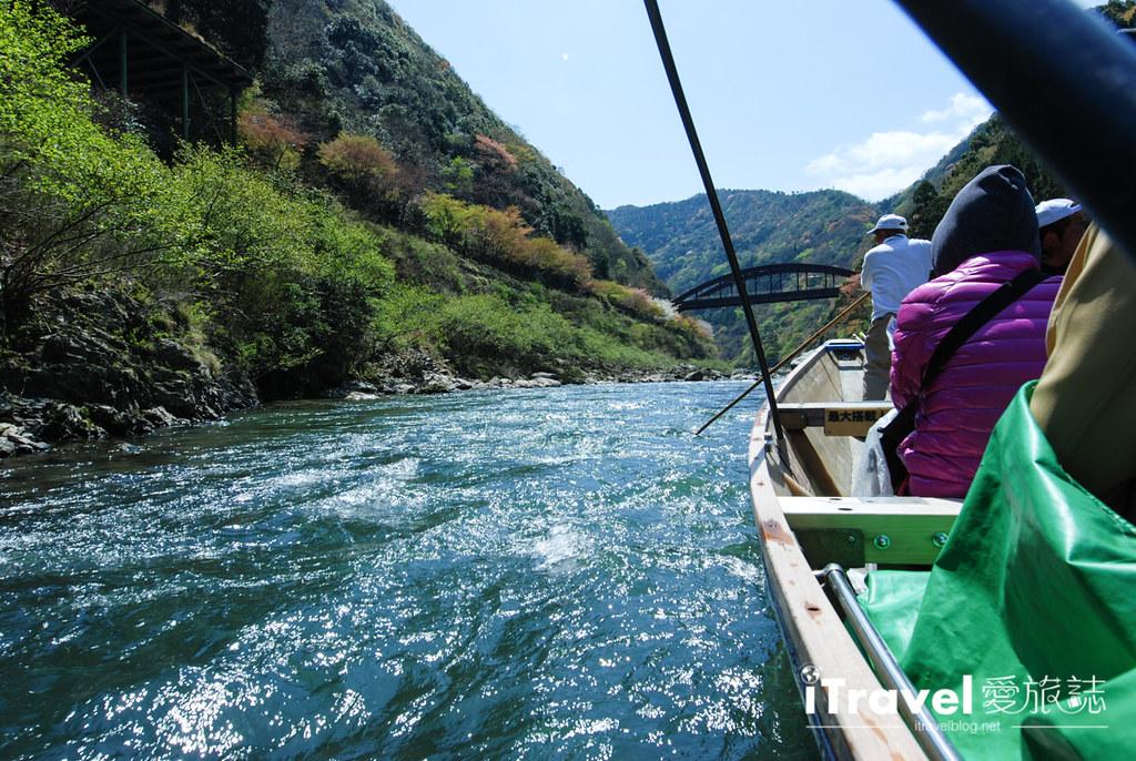 京都保津川遊船 (9)