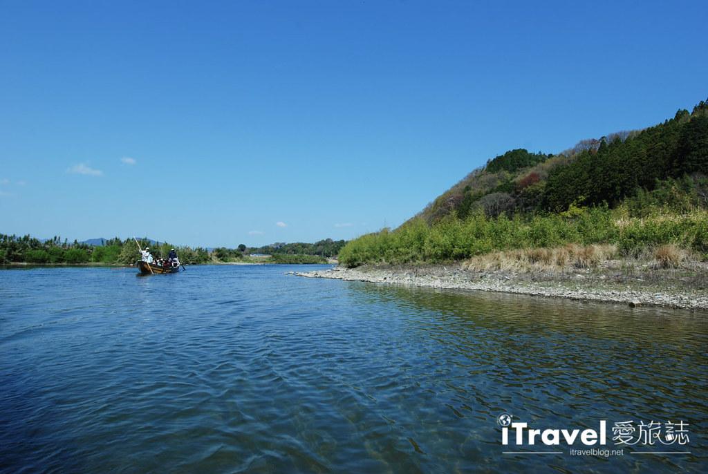 京都保津川遊船 (3)