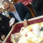 في جنازة الأم أمال الكاتدرائية 3 - تصوير الأستاذ مينا فؤاد
