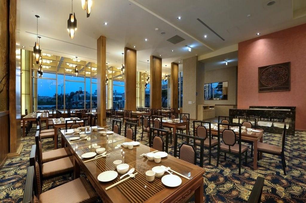 Lixin Grand Hotel Tainan 4