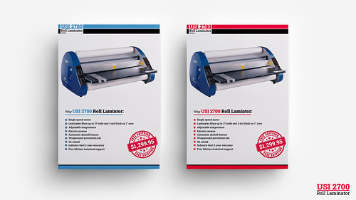 I will design attractive business flyer, brochure bifold or trifold