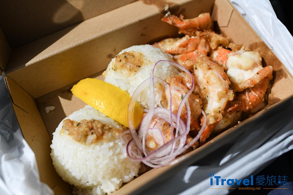 沖繩蝦蝦飯 Shrimp Wagon (1)
