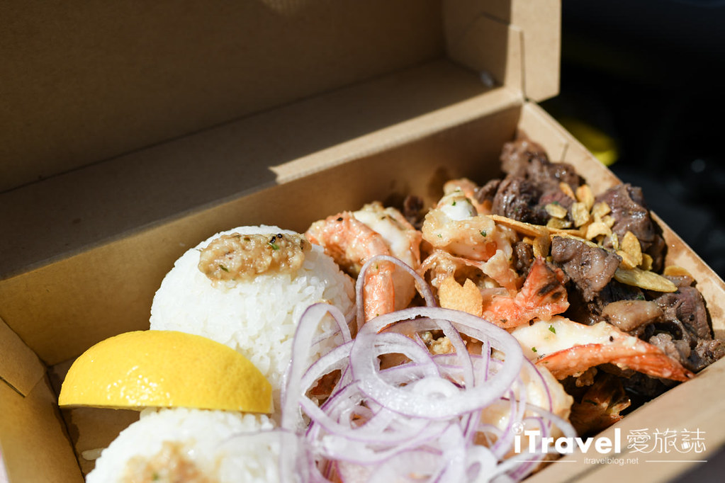 沖繩蝦蝦飯 Shrimp Wagon (13)