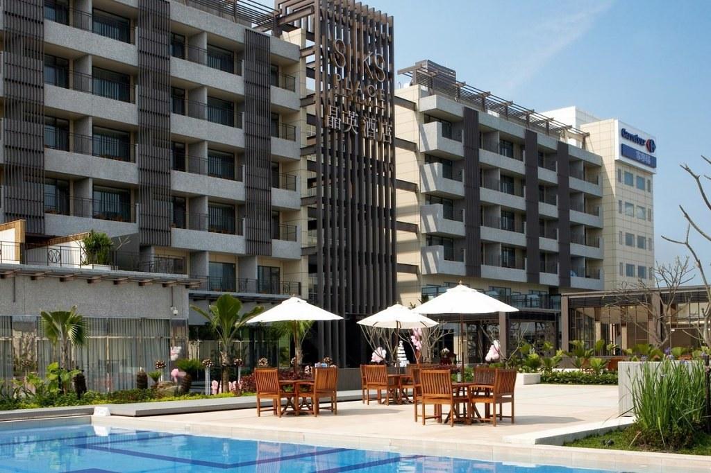 Silks Place Yilan Hotel 1