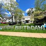 Happy Birthday Signs