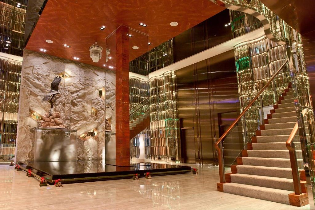 Chateau de Chine Hotel Kaohsiung 2