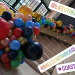 organicballoons are the talk of the town.