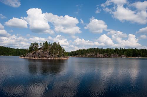Road trip taken in Finland