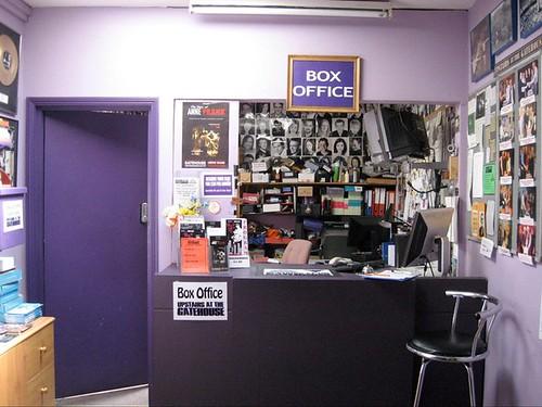 Heather's Desk