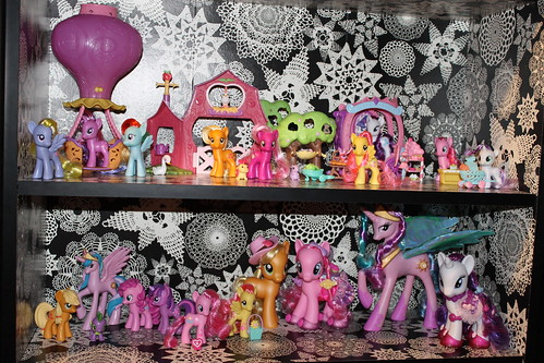 My Little Pony collection
