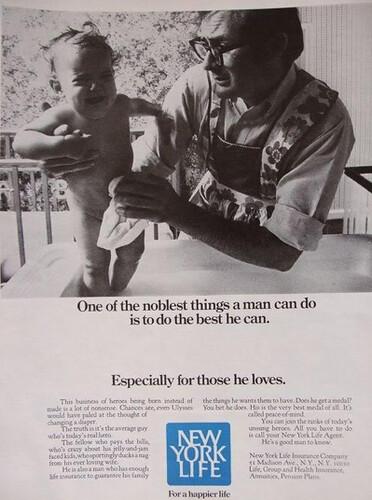 1971 apron advert