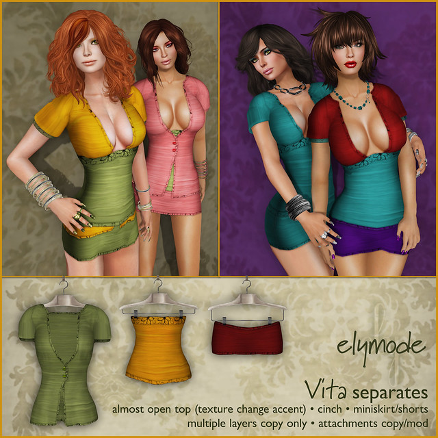 elymode Vita separates