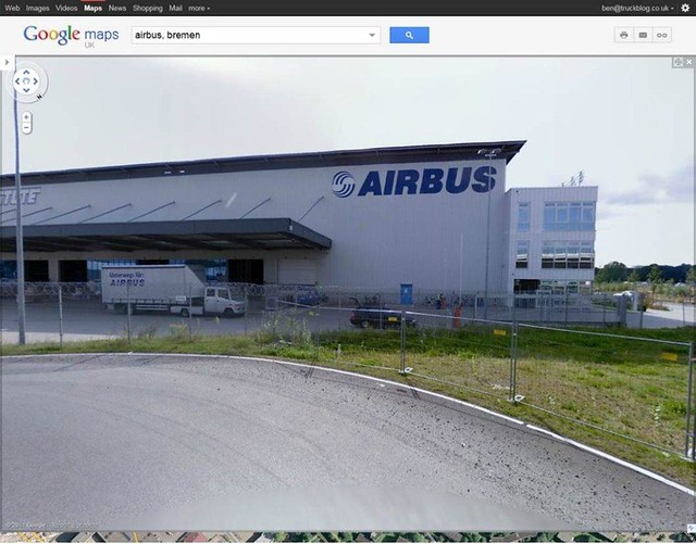 Activ Cars Spot in Bremen on Google!