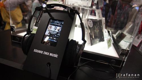 sdcc square enix music ipod