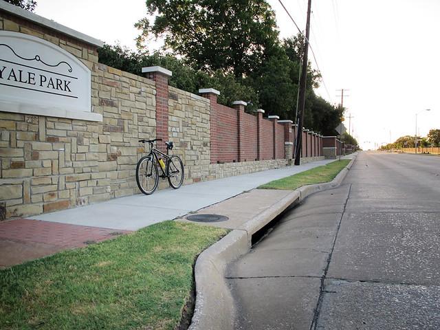 Yale Park Retaining Wall
