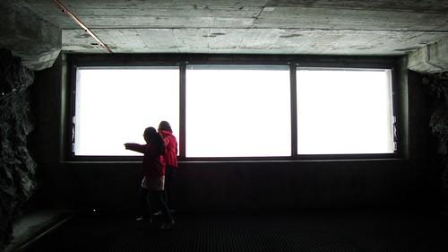 Ventanales Estación de Eigerwand