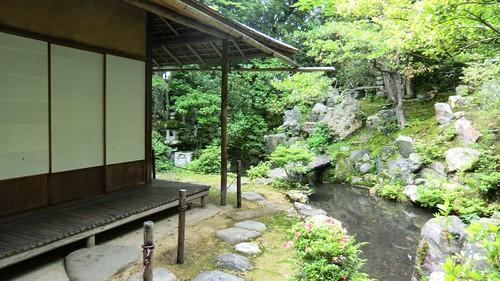 Ryokaku-tei Tea House