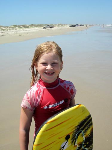 5 yrs later beach