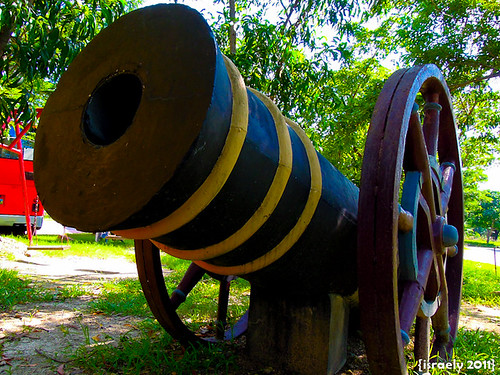 Cannon by israelv