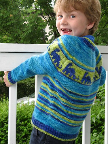 2450 J's dino sweater