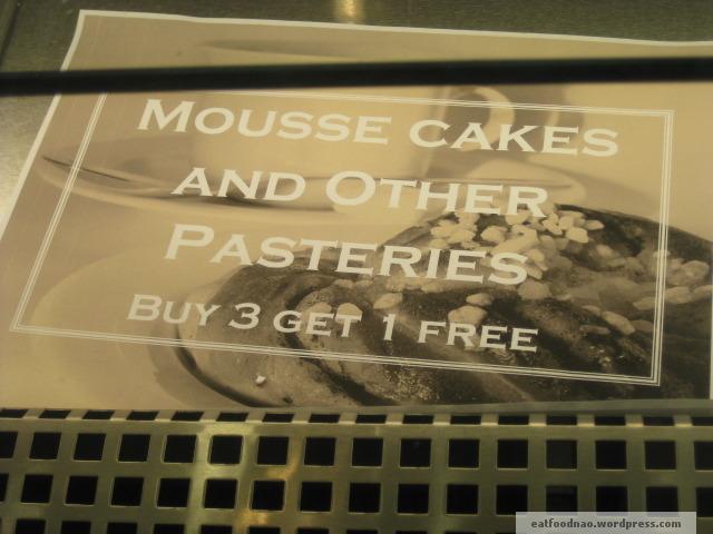 Dessert deal