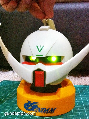 Turn A Gundam Head Display Coin Bank (3)