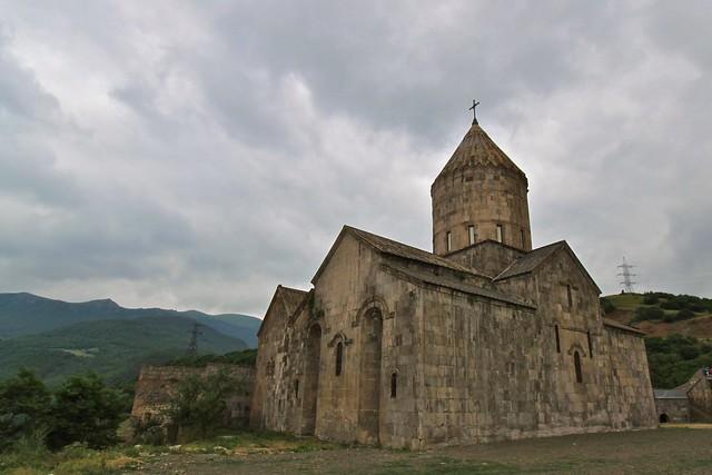 Monastère de Tatev, Arménie