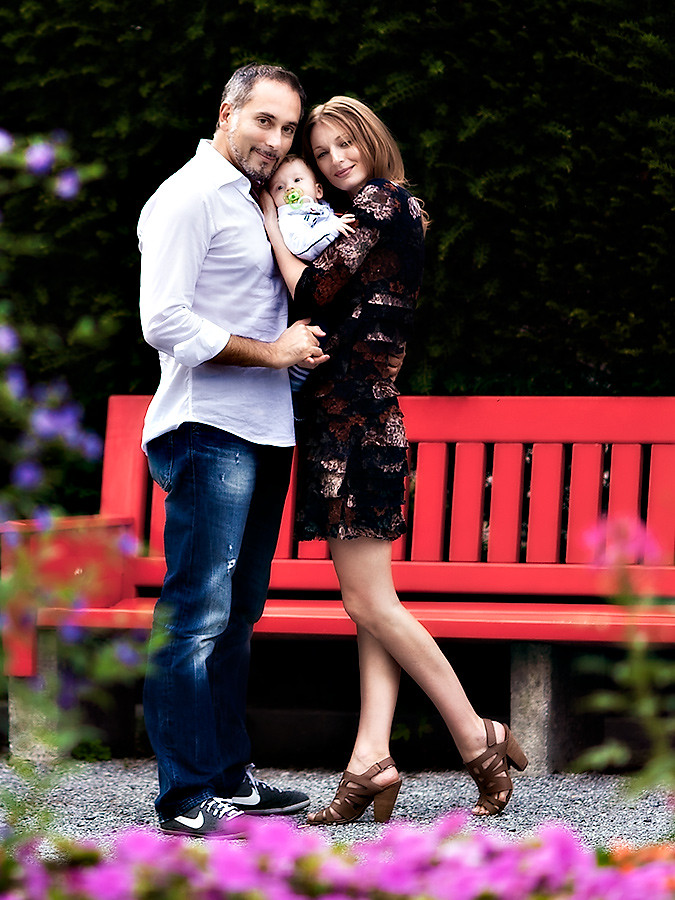 Edoardo, Marco e Natalia