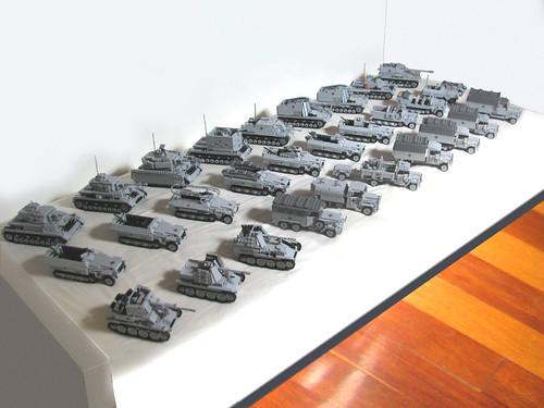 Colección Panzerbricks