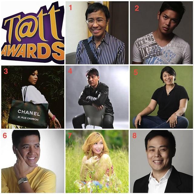 Globe Tatt awards