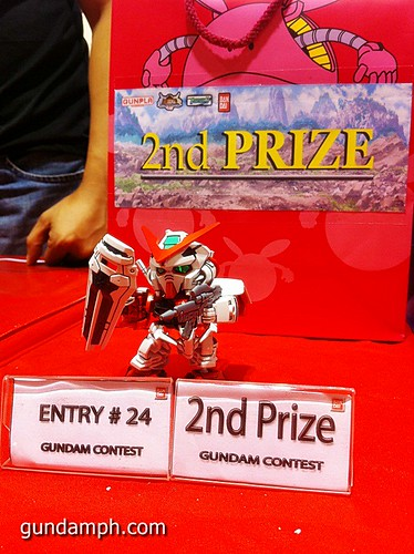 Free SD Astray Red Frame at TK Gundam Detailing Contest Caravan (22)