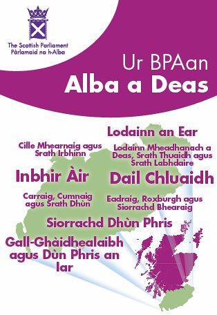 Ur BPA - Alba a deas