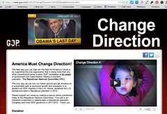 Change Direction...Later