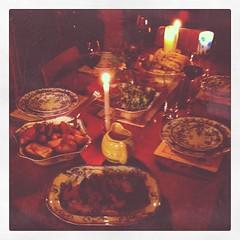 Dinner with C&C