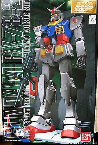 MG Rx-78 1st Edition