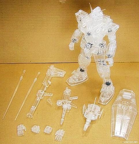MG RX-78 {Full Clear}  (2)