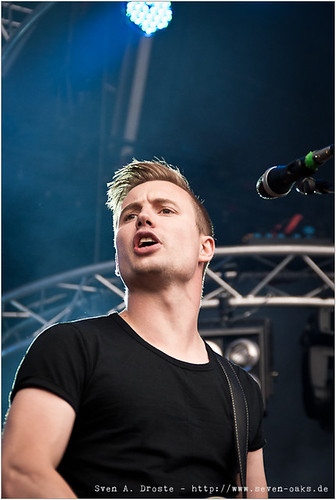 Hannes Irengård / Royal Republic
