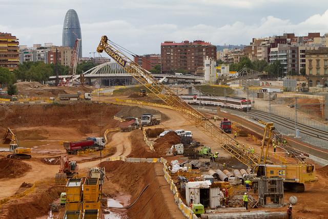 Pont del Treball - Sur - 27-07-11