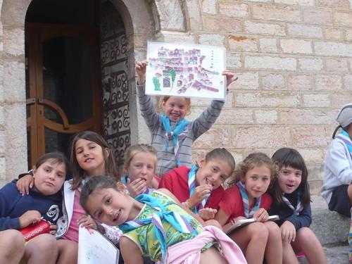 Colònies estiu 2011 esplai natzaret - Castellar de n'Hug (3)