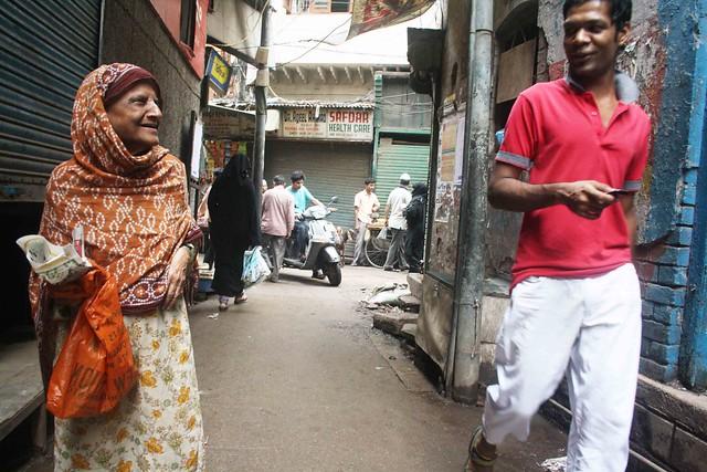 Mission Delhi – Zubeida Bano, Paharji Bhojla