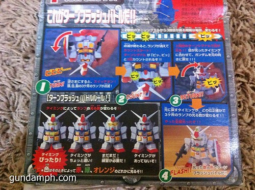 SD Rx-78-2 with LED Gimmick with Board Game (4)