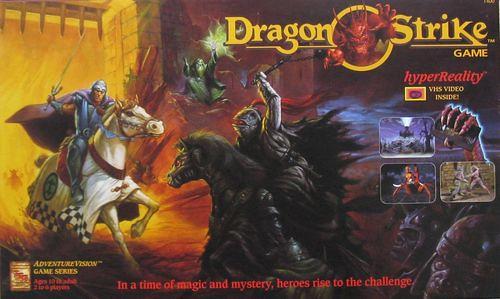 Rediseño DragonStrike