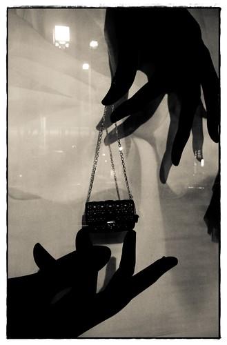 Dior store display @Ometesandou