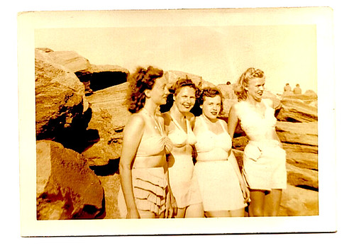 1940s Cover Girls