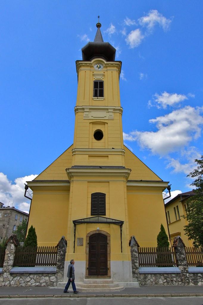 Église Óbuda, Budapest, Hongrie
