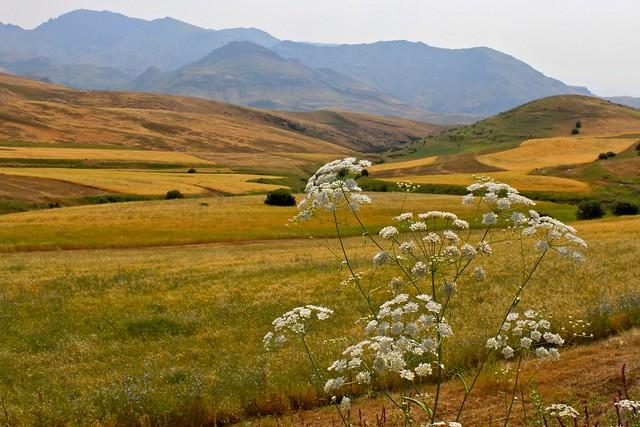 Paysages de Vayots Dzor, Arménie