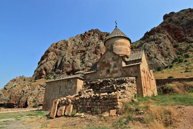 Noravank, Arménie